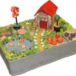 Gartenhaus Mit Garten WEB