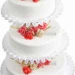 Hochzeit Brautpaar Liegend Dreistoeckig WEB