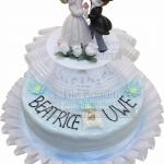 Hochzeit Beatrice Uwe Hellblau WEB