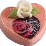 Muttertag Herz Rosa Mit Herz WEB