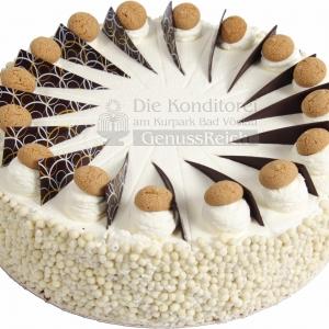Torte Amaretto Zimt Ganz WEB