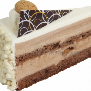 Torte Amaretto Zimt Stueck WEB