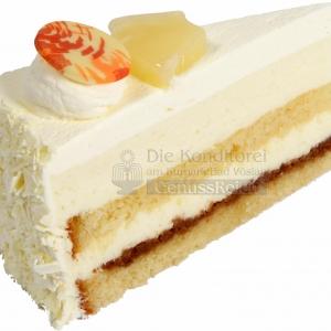 Torte Ananas Stueck WEB
