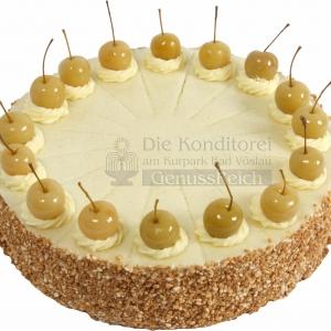 Torte Apfel Caramel Ganz WEB