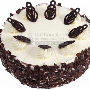 Torte Diabetiker Schoko Birnen Ganz WEB