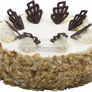 Torte Diabetiker Topfen Pfirsich Ganz WEB